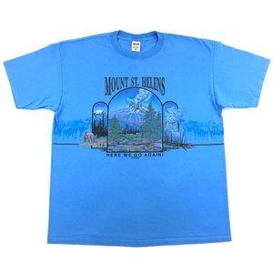 "2005 Mount St. Helens ""Here We Go Again!"" T-Shirt"